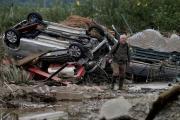 Devastador paso del tifón Hagibis en Japón