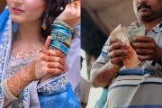 En la India, joven vende a su esposa por 2,400 dólares