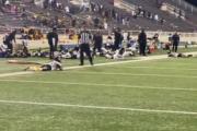 4 personas heridas de bala tras tiroteo en Ladd-Peebles Stadium
