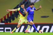 """América y Cruz Azul reparten puntos en el """"Clásico Joven"""""""