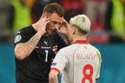 Marko Arnautovic ofrece disculpas por ofensas a Macedonia del Norte