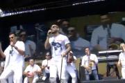 Maluma y su bastón acaparan la atención en el Venezuela Aid Live