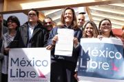 México Libre en camino a convertirse partido político