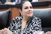 Mónica Fernández, nueva dirigente del Senado