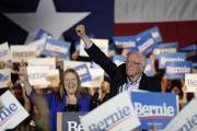 Bernie Sanders resulta vencedor en las primarias de Nevada