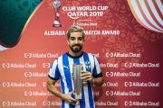 Rodolfo Pizarro elegido jugador del partido entre Rayados y Al-Sadd