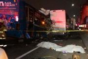 Detienen al segundo chofer implicado en el accidente de la México-Pachuca