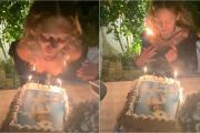 Tragedia nivel: incendia su cabello al soplar vela de cumpleaños