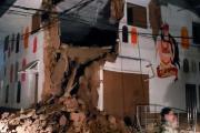 1 muerto y 11 heridos tras sismo de 7.5 grados en Perú