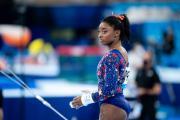 Simone Biles abandona final de gimnasia por equipos por salud mental