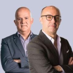 Juan Ignacio Zavala y Julio Patán