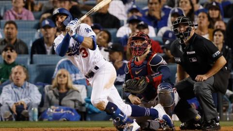 Dodgers siguen vivos en la serie tras vapulear a Braves