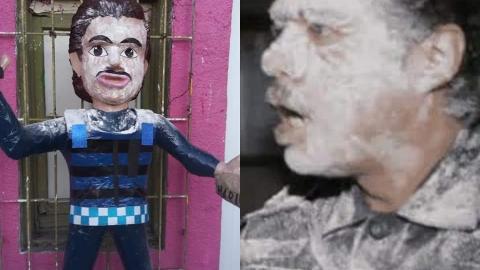 ¡Ay papaya de Celaya! ¡Piñatería Ramírez lo vuelve a hacer!