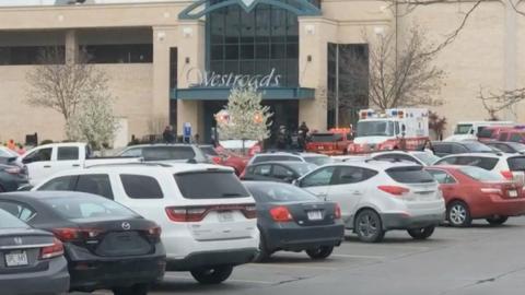 Tiroteo en un centro comercial de Nebraska  deja a una persona herida de gravedad