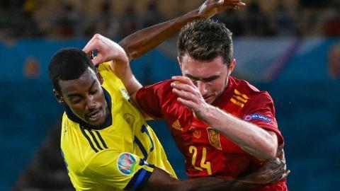 España y Suecia protagonizan el primer empate sin goles de la Euro