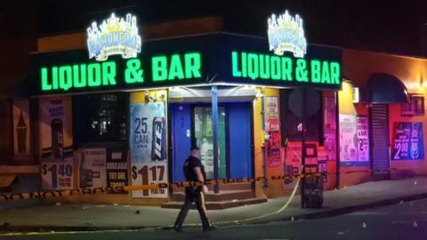 Al menos 9 heridos tras tiroteo en un bar en Texas
