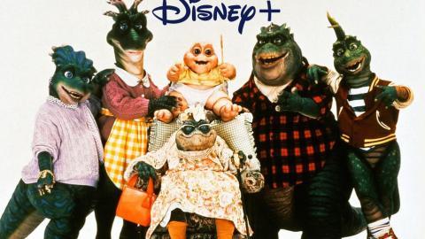 """Dinosaurios""  llegará a Disney Plus"