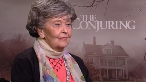 """Muere Lorraine Warren, la mujer que inspiró la saga de """"El Conjuro"""""""