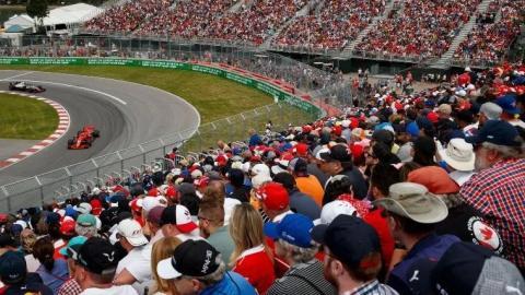 F1 se disputaría a puerta cerrada hasta el 2021