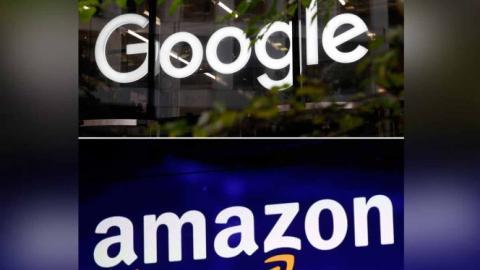 Ponen Google y Amazon fin a su pleito  de dos años