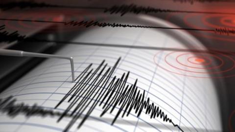 Se registra sismo de 4.9 en Baja California