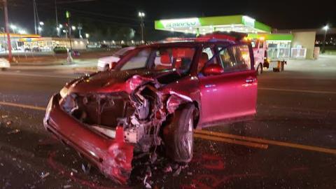 Fallece hombre en accidente automovilístico en Harlingen