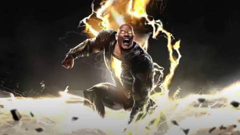 Revelan el primer teaser de 'Black Addam' en la DC FanDome 2021