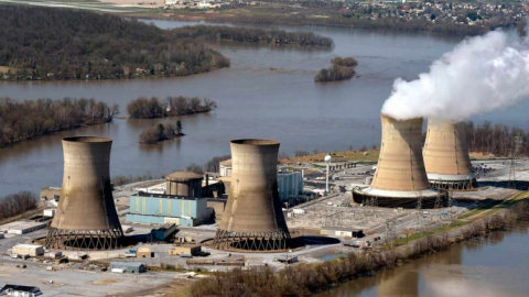 Planta nuclear Three Mile cierra definitivamente en EU