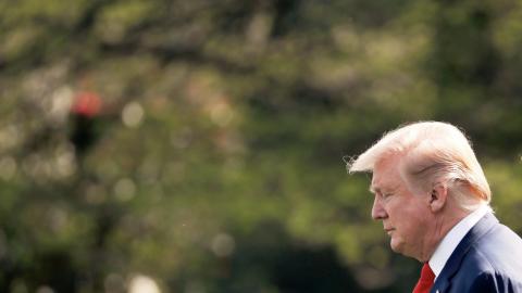 Trump desestima testimonios desfavorables en informe de interferencia rusa