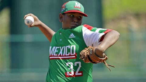 México cae 7-8 ante Venezuela en la Serie Mundial Ligas Pequeñas