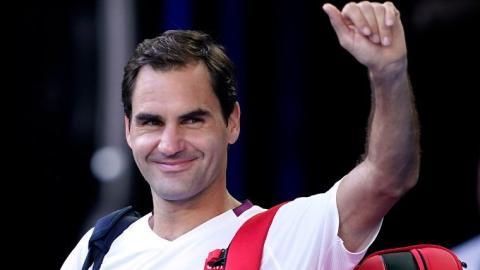 Roger Federer, el líder de los atletas mejor pagados en 2020
