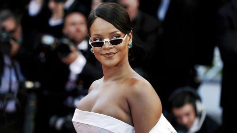 Rihanna lanza su nueva línea de lencería