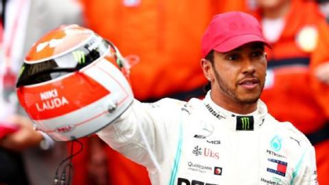Lewis Hamilton se lleva el GP de Mónaco, Checo Pérez termina en la treceava posición