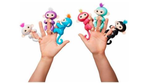 Fingerlings, el nuevo juguete de moda