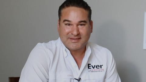 Everardo 'Ever' Villareal va por el Precinto 3 en condado de Hidalgo