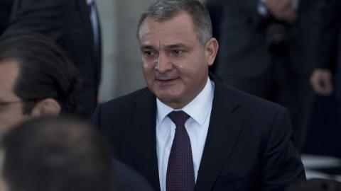 Juicio contra García Luna se fija para octubre de 2022