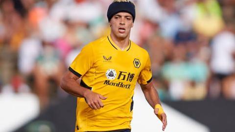 Tras 8 meses de lesión, Raúl Jiménez volvió a anotar con los Wolves