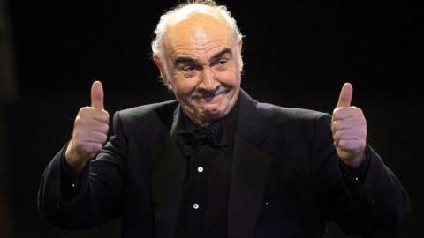 Fallece el actor Sean Connery a los 90 años