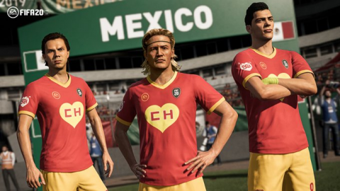 FIFA 20 rinde homenaje al 'Chapulín Colorado'
