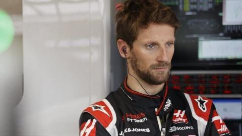 F1 es más espectáculo que deporte: Grosjean