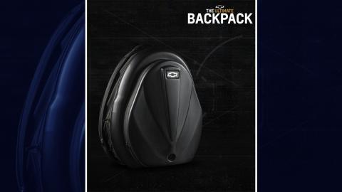 "Chevrolet presenta ""The Ultimate Backpack"""