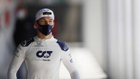 Pierre Gasly dice que 'iría igual de bien' que Checo Pérez en Red Bull
