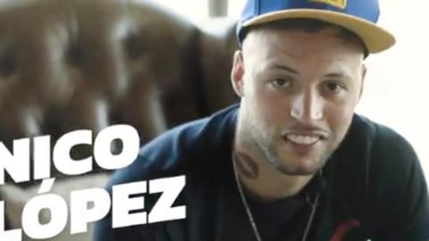 Nico López nuevo jugador de Tigres