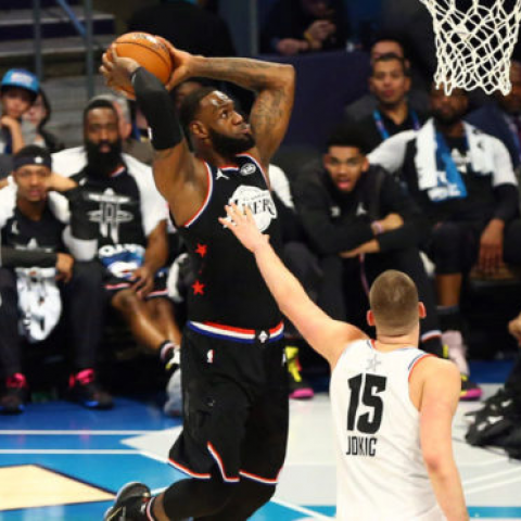 Team LeBron se lleva el ALL STAR GAME 2019