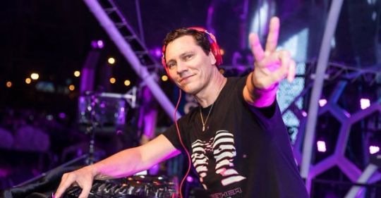 NotiGAPE  - 'The London Sessions', el nuevo álbum de DJ Tiësto