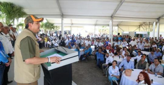 Foto complementaria de Inauguran primer Festival de la Paloma Ala Blanca de Tamaulipas