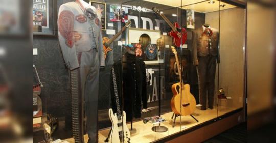 Foto complementaria de Museo del Grammy abrirá sede en Nueva Jersey