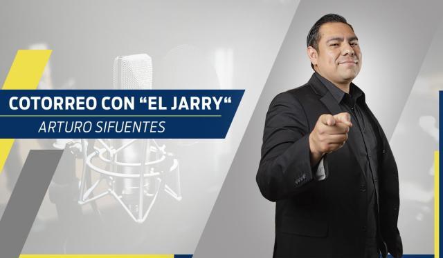 Cotorreo con El Jarry