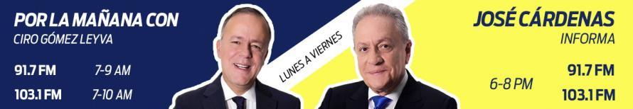 Horario: Ciro Gómez - Jose Cardenas