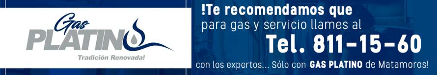 Gas Platino